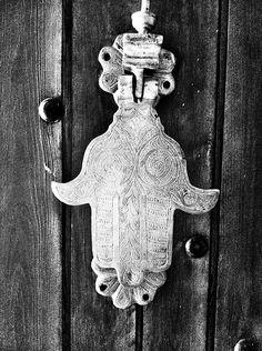 Hamsa / Door