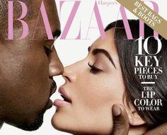 Kim Kardashian et Kanye West se dévoilent dans une interview cash sur leur vie privée