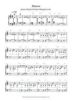 Free Sheet Music, Piano Sheet Music, Trinidad Cardona, Sheet Music, Free Piano Sheet Music, Piano Music