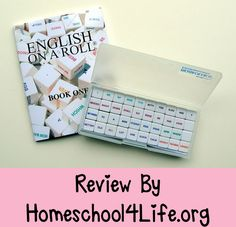 English on a Roll Review by Homeschool4life.org