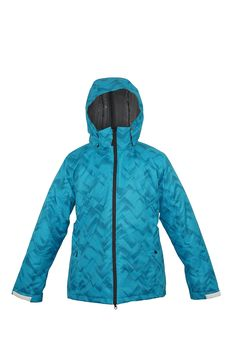 Pulse Womens Vista Ski Jacket by XLarge Emerald >>> Visit the image link more details. (This is an affiliate link)