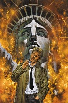 John Constantine (Can we please reboot this? or at least re-cast Constantine!)