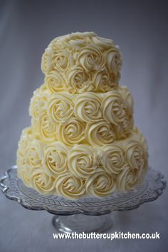 Wedding cakes - The Buttercup Kitchen (Woking)