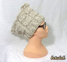 #hat #knitted #forage