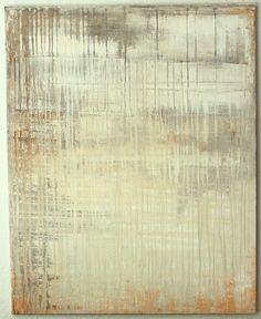 "CHRISTIAN HETZEL; Acrylic 2013 Painting ""textured painting"""