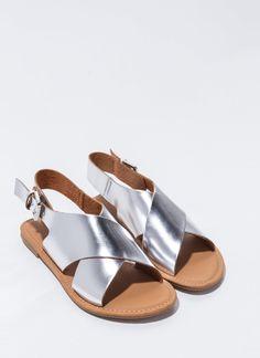 d1ea69e37c5b4 Bow Down Strappy Sandals NUDE
