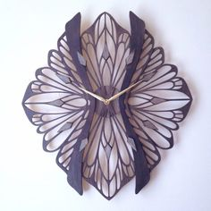 13 Delightfully Delicate Laser-Cut Clocks You Need In Your Life