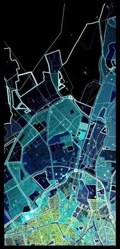 Psychedelic Mapping. KooZA/rch. Web site url: https://koozarch.com/2015/06/07/psychedelic-mapping/. June 7, 2015.