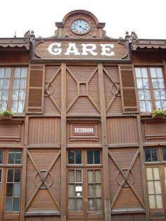 Ancienne gare ferroviaire de Cauterets, FRANCE