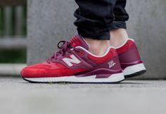 New Balance 530: Red
