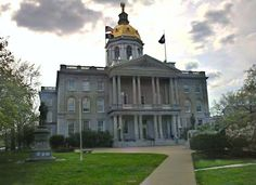 NH Statehouse, Concord NH