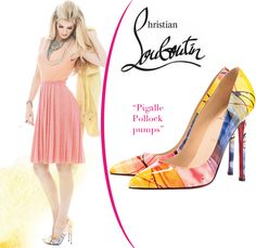 Marisa-Miller-Christian-Louboutin-Heels [CELE159] - $218.00 : Discounted