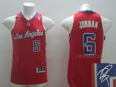 http://www.yjersey.com/nba-clippers-6-jordan-red-new-revolution-30-signature-edition-jerseys.html Only$37.00 #NBA #CLIPPERS 6 #JORDAN RED NEW REVOLUTION 30 SIGNATURE EDITION JERSEYS Free Shipping!