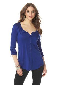 Laura Scott Shirt im Online Shop von Ackermann Versand Im Online, Tunic Tops, Sea, Blue, Shirts, Shopping, Women, Fashion, Moda