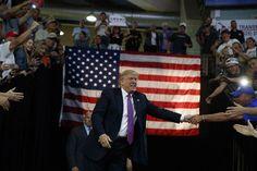 CIUDAD DE MEXICO (AP) — El candidato presidencial republicano Donald Trump…