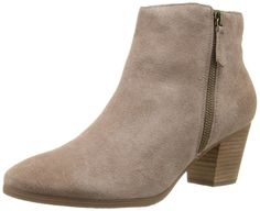 Nicole Women's Stack Synthetic Boots * Trust me, this is great! Click the image. : Boots Shoes