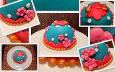 Small #cake in Pip-style! #taart #boltaartje