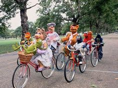 who said cycling wasn't cool!