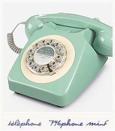 Téléphone rétro VINtage