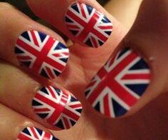Brittish nails