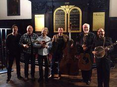 Tim Sharp, Harry Musselwhite and the Foggy London Boys!