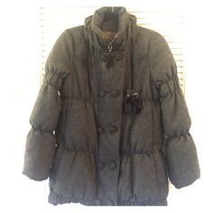 Eryn Brinie jacket from Gilt Spectacular jacket. Doesn't show wear at all and is very fashionable. Jackets & Coats Puffers