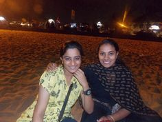 Namitha Pramod With her Mother