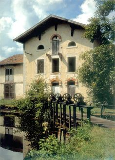 Old watermill in Cirey-sur-Blaise, Champagne-Ardenne, France  Copyright: Jacques Mullard