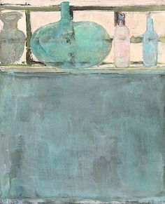 """Pierre Lesieur, Le Bouteille  Beautiful piece, mote about texture and the act of painting than an """"accurate"""" still life...I'd like to move my work more in this direction..."""