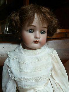 Antique doll by Kammer & Reinhardt / Simon & Halbig, K & R 55