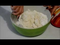 PASTA DE ZAHAR - reteta video - Rețete Fel de Fel Romanian Recipes, Romanian Food, Pasta, Potato Salad, Fondant, Food And Drink, Sweets, Cake, Ethnic Recipes
