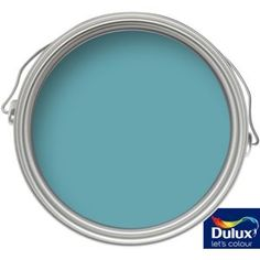 Dulux Travels in Colour Teal Facade Matt Tester Paint - 50ml