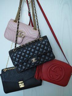Designer Bags - Investment or waste of money? Why I love Chanel, Louis Vuitton and Gucci. Read it on the blog. | Designer Taschen - lohnenswerte Investition oder Geldverschwendung?! Warum ich Chanel, Louis Vuitton, Gucci und Co. liebe, lest ihr auf dem Blog.