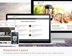 """Check out new work on my @Behance portfolio: """"Enfold - Responsive Multi-Purpose Theme"""" http://be.net/gallery/50235001/Enfold-Responsive-Multi-Purpose-Theme"""