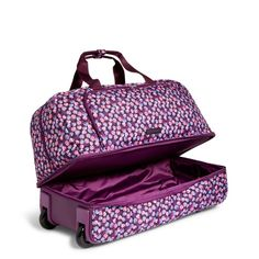 Image of Wheeled Carry-On in Berry Burst