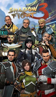 Shadow Fight 3 Apk latest version is out. You can get Shadow Fight 3 The Game which managed to get a sky-high rating of Shadow Fight 3, Titan Armor, New Shadow, Best Rpg, Japanese Warrior, 3 Characters, Game Resources, First Event, Website Features