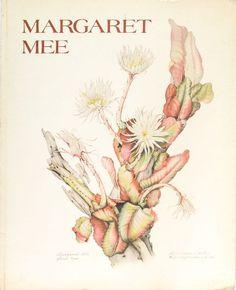 """Margaret Mee """" Vida e Herança """", Manrj e Fundação Botânica Margaret Mee, 1992, 48 páginas, brochura (487×600)"""
