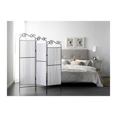 EKNE Biombo IKEA Prático para dividir espaços. Fácil de dobrar e arrumar.