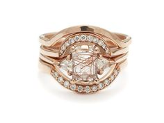 Pink Engagement Rings You'll Love    TheKnot.com