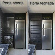 Ideia legal #decor #decoracão #decorando #decoration #desing #detalhes #details #apartamento #apartamentopequeno #lavanderia #apartamentodecorado #inspiration #casanova