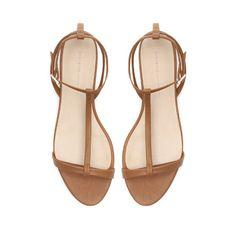 Slingback sandals | Zara