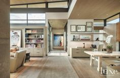 Contemporary Neutral Office