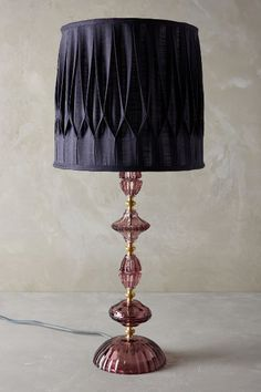 Carlotta Table Lamp - anthropologie.com #anthrofave