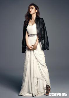Shin Se Kyung #Cosmopolitan #Photoshoot