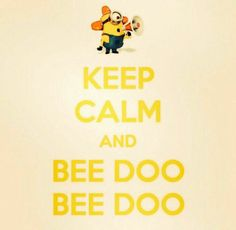 Despicable me bee doo