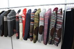 fair isle AND elbow patches!