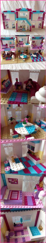 My modern Lego house