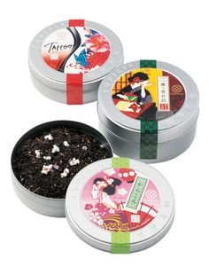Tea, souvenir from Kyoto, Japan ルピシア 京都寺町三条店