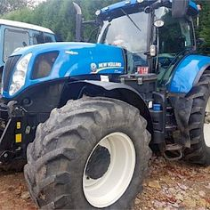 New Holland T7.250 Auto Command CVT