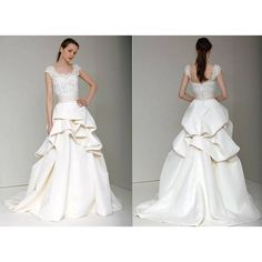 'Giuliana' wedding dress by Monique Lhuillier. totally inlove with this dress